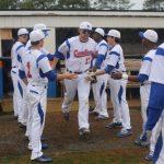 Baseball defeats Camden 6-5