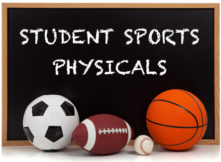 NEW Sports Physical Packet for 2021-2022 School Year