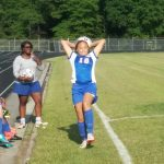 Lady Soccer Team Headed to Playoffs