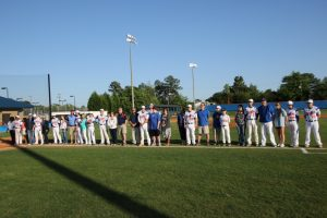 Baseball vs Camden