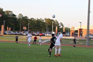 Boys Soccer vs Camden