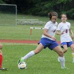 Richland Northeast High School Girls Varsity Soccer beat Newberry High School 5-1