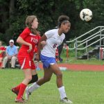 Cavalier Kick Off Girls Soccer Tournment