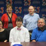 Joseph Stanton to play Baseball next year at PC