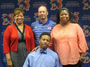 Spring College Signings