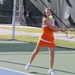 Lady Cavaliers Tennis Gets a Big Win