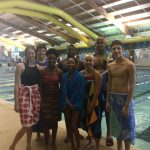 Swimming Takes 3rd in Region