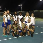 Lady Cavaliers Tennis Defeats Westwood