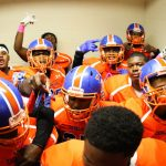 Varsity Football plays in Ridge View Classic against Fairfield-Central