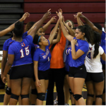 Lady Cavs sweep Blazers 3-0