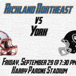 Varsity Football Week 6