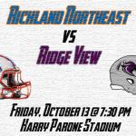 Varsity Football Week 8