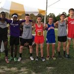 Cavaliers excel at Region XC Meet
