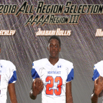 Football All-Region Selections