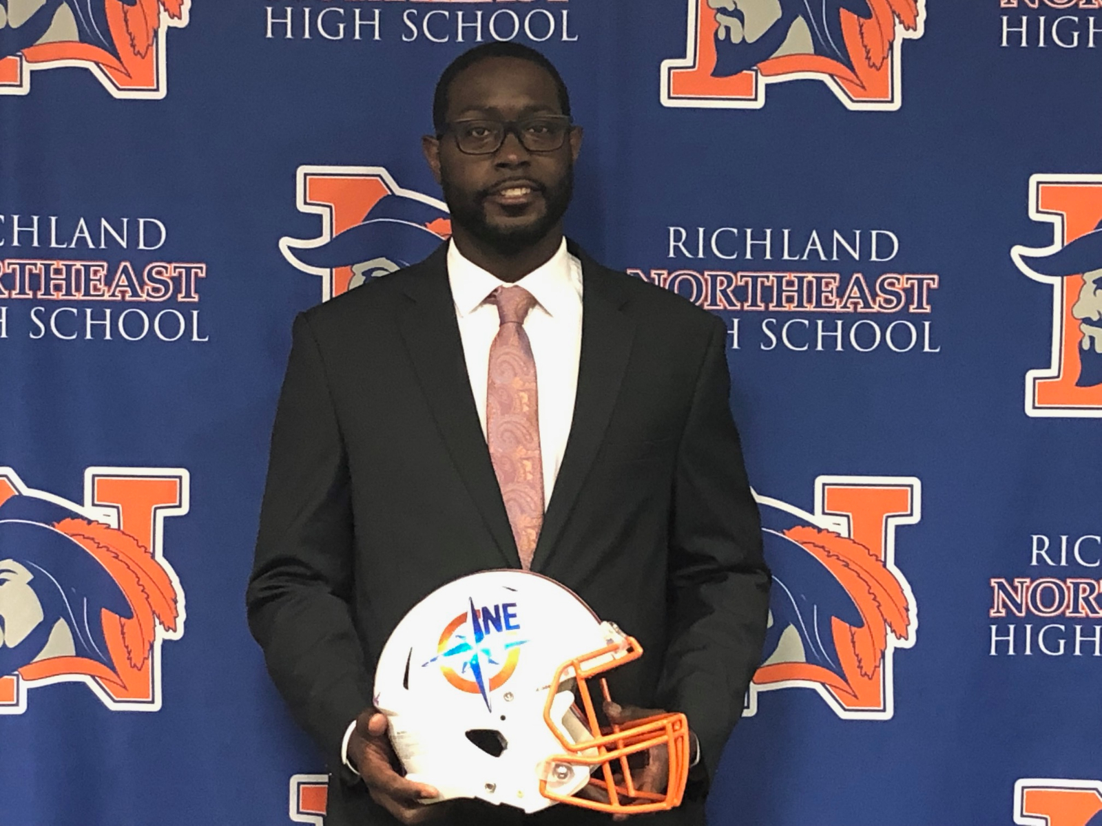 RNE Welcomes Coach Richardson