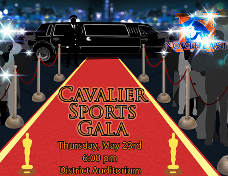 2019 All Sports Gala is May 23rd