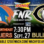 Richland Northeast Football Game featured on WACH