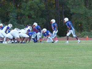JV Football v. Ridge View 10/10/19