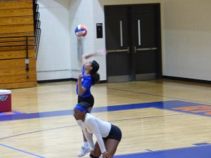 Varsity Volleyball v. Ridge View 10/15/19