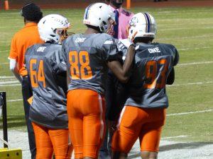 Varsity Football v. South Pointe 10/18/19