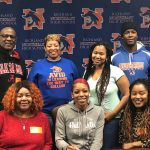 Congratulations Shani'a Bellamy on your College Signing!!!