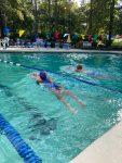 Swim Team Practice, September 2020