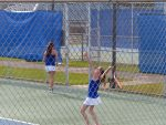 Girls Tennis v. Irmo 9/8/2020