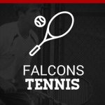 Falcon Lady Tennis moves to 10-1 on Season