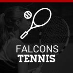 Falcon Girl's Tennis brings home another win