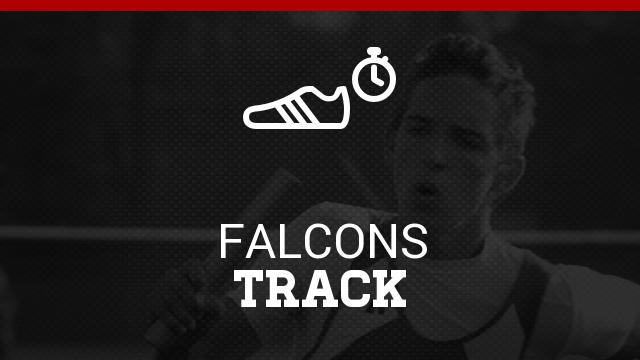Young Lady Falcon Track Team Keeps Improving