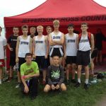 Jefferson Boys Cross Country Competes At The All County Meet