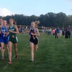 Lady Falcons take 4th at All-American Conference CC Championship