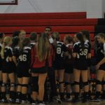 Jefferson Volleyball Defeats Edgewood in 3
