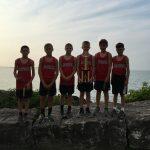 Jefferson Area Boys Junior High Cross Country Wins War on Shore Meet