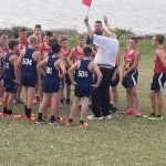 """Junior High Boys Cross Country """"War On The Shore"""""""