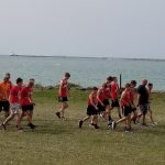 "High School Cross Country ""War On The Shore"""