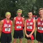 "Boys Cross Country ""Niles Invitational"""