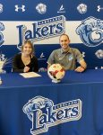 Mercedes Tabler Signs Letter of Intent to Play Soccer at Lakeland Community Collge