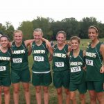 Girls Finish 2nd at Holly
