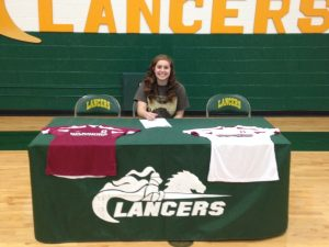 Madison Bottiaux Signs with Rochester College