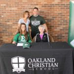 Camille Schomer Signs with Eastern Michigan