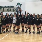 Lady Lancer Volleyball State Runner-Up