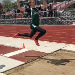 Oakland Christian High School Boys Varsity Track finishes 14th place