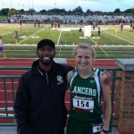 Megan Nichols Breaks School Record