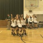 Lancer Volleyball Defeats Macomb Christian 3-0
