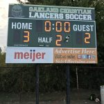 Lancers Defeat Roeper 3-2 On Senior Day