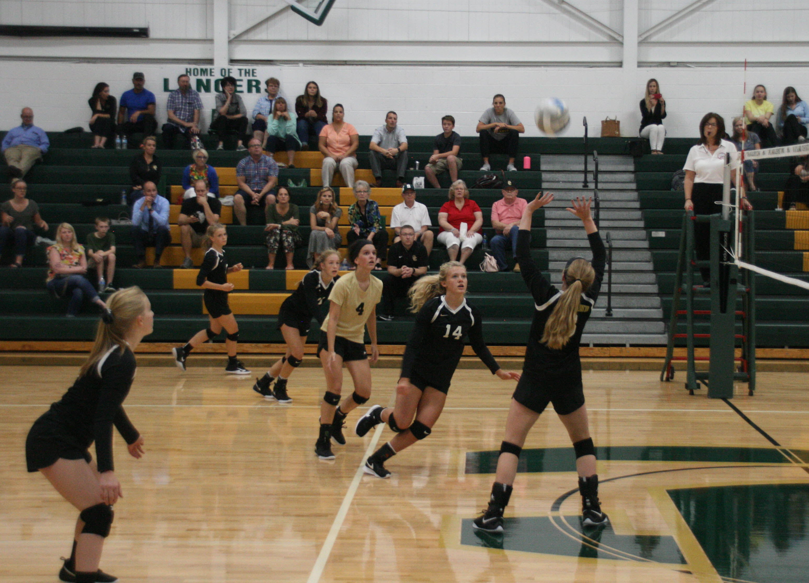 Lancer Volleyball Defeats Novi Christian – 3-1
