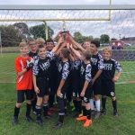Middle School Soccer Win's Lutheran Northwest Tournament