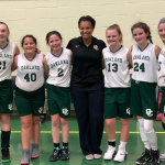 7th Grade Girls' Basketball Goes Undefeated