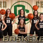 2019 Girls' Basketball Celebration